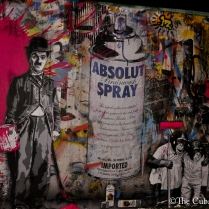 ABSOLUT VODKA'S Pop- Up gallery in Wynwood at Art Basil on December 1, 2011 in Miami, Florida. (69 of 75)