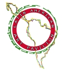 Latin Amercian Art Pavilion Logo