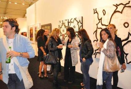 Opening Night Red Dot Art Fair 2013_-10-2