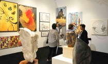 Opening Night Red Dot Art Fair 2013_-13-2