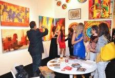 Opening Night Red Dot Art Fair 2013_-17-2