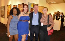 Opening Night Red Dot Art Fair 2013_-60
