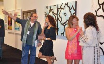 Opening Night Red Dot Art Fair 2013_-63