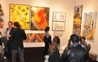 Opening Night Red Dot Art Fair 2013_-76