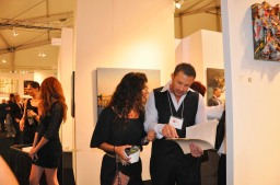 Opening Night Red Dot Art Fair 2013_-78