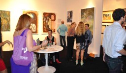 Opening Night Red Dot Art Fair 2013_-79