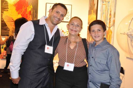 Opening Night Red Dot Art Fair 2013_-81